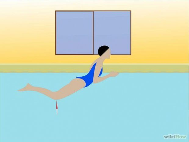 วิธีว่ายน้ำท่ากบ