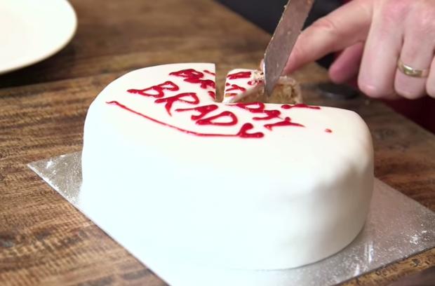 วิธีตัดเค้ก (1)