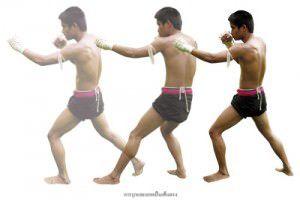 วิธีต่อยมวยไทย (10)