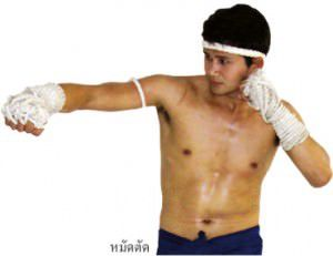 วิธีต่อยมวยไทย (3)