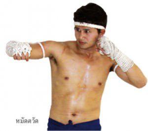 วิธีต่อยมวยไทย (4)