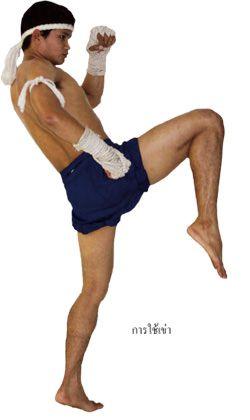 วิธีต่อยมวยไทย (7)