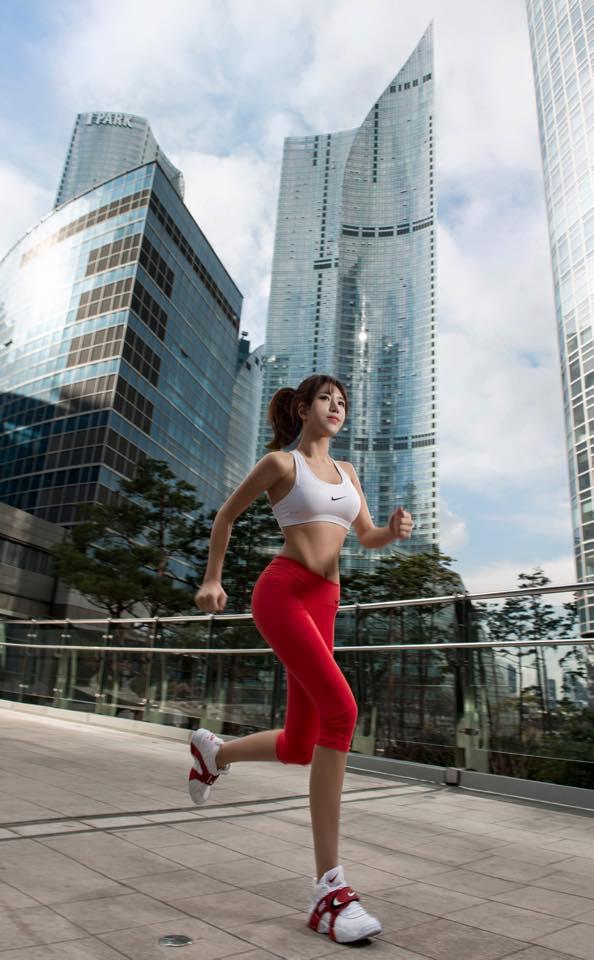 วิธีวิ่งให้ไม่เหนื่อย Ye JungHwa