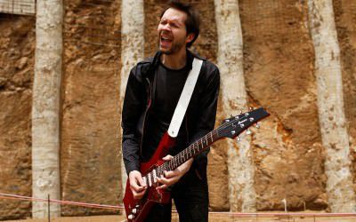 วิธีเล่น Alternate Picking Paul Gilbert
