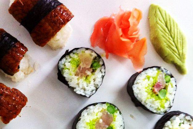 วิธีกินซุชิ8
