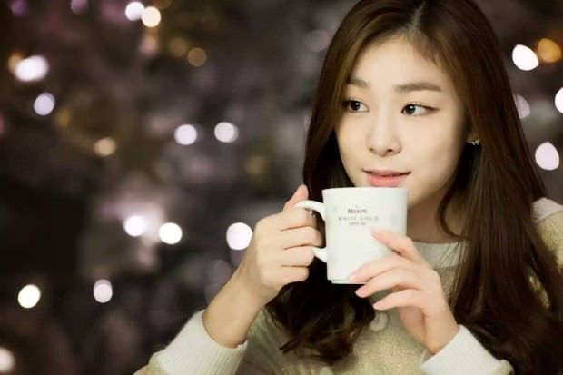Yuka Kim ยูนะ คิม นักกีฬาสเกตเกาหลี Korean Cute Sexy12