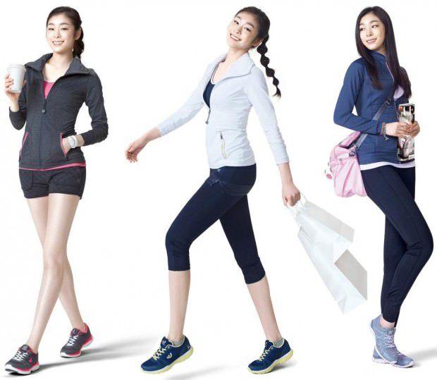 Yuka Kim ยูนะ คิม นักกีฬาสเกตเกาหลี Korean Cute Sexy18