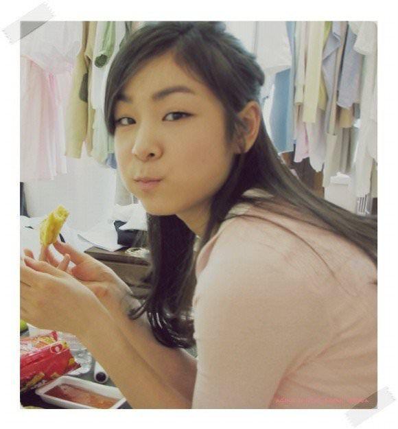 Yuka Kim ยูนะ คิม นักกีฬาสเกตเกาหลี Korean Cute Sexy2
