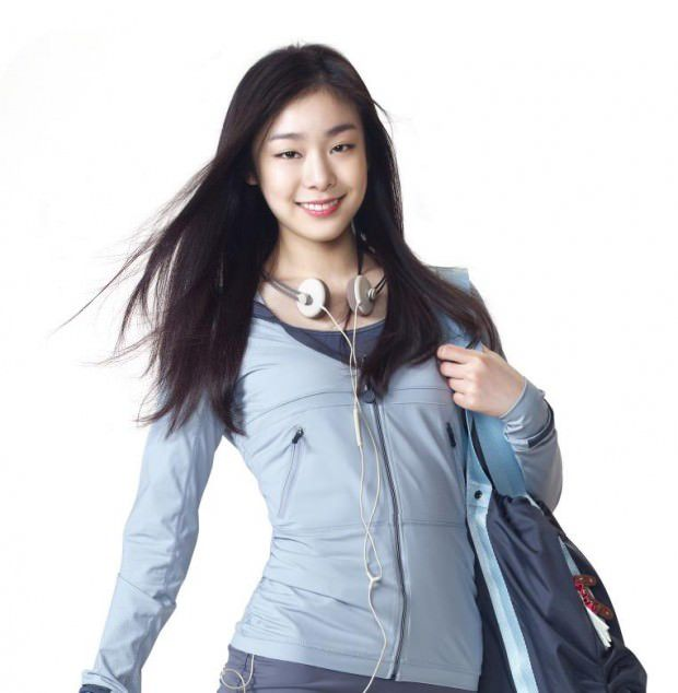 Yuka Kim ยูนะ คิม นักกีฬาสเกตเกาหลี Korean Cute Sexy20