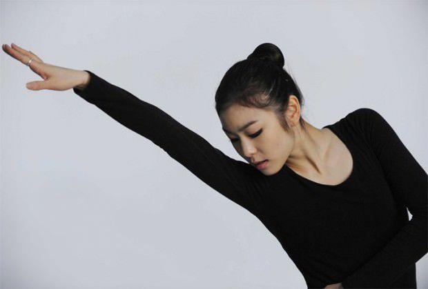 Yuka Kim ยูนะ คิม นักกีฬาสเกตเกาหลี Korean Cute Sexy3