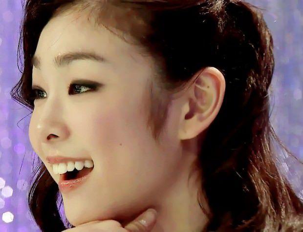 Yuka Kim ยูนะ คิม นักกีฬาสเกตเกาหลี Korean Cute Sexy5