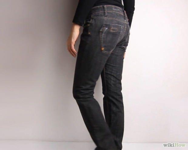 วิธีเลือกกางเกงยีนส์ให้เหมาะกับรูปร่าง a