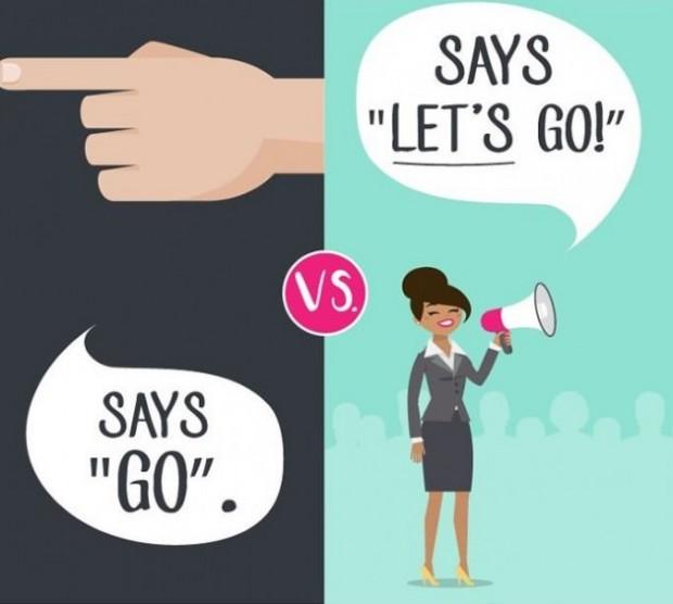 วิธีอธิบายความต่าง Boss vs Leader ด้วยภาพ3