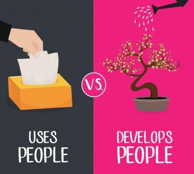 วิธีอธิบายความต่าง Boss vs Leader ด้วยภาพ8