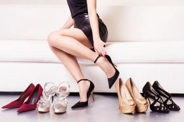 วิธีเลือกรองเท้าส้นสูงที่ถูกต้อง