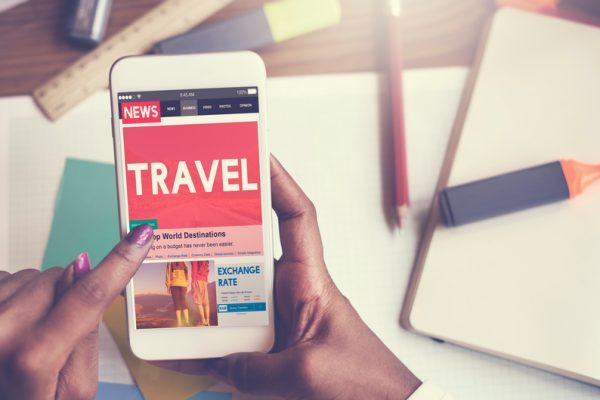 Travel Vacation Holiday Destination Journey Digital Concept